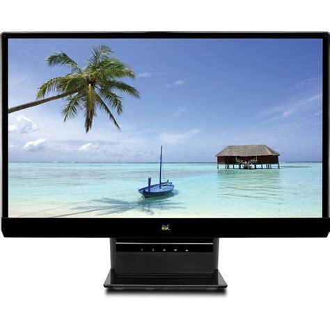Monitor Frameless viewsonic 22 quot widescreen hd 1080p led vx2270smh led