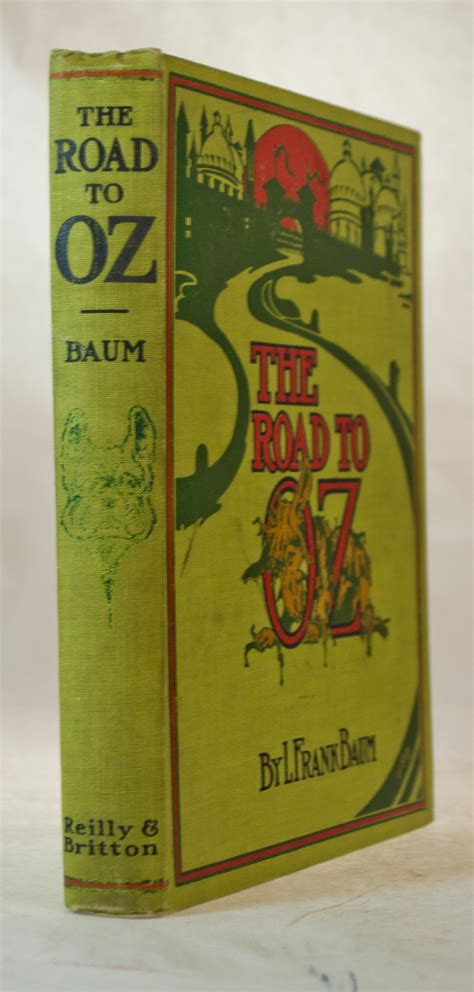 The Road To Oz baum l frank neill r road to oz 2 000