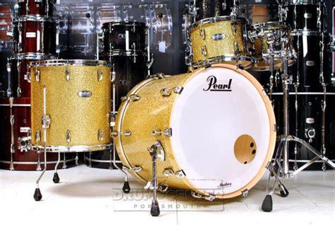 Masker Naturgo Saset pearl masters maple complete 4pc drum set bombay gold