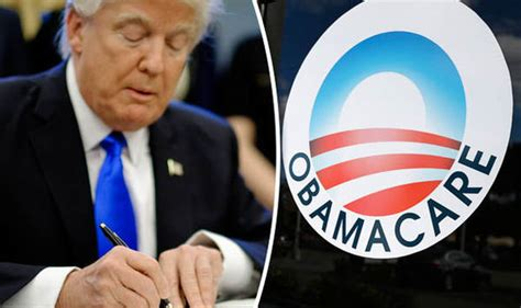 donald trump obamacare donald trump kills obamacare subsides cannot be lawfully