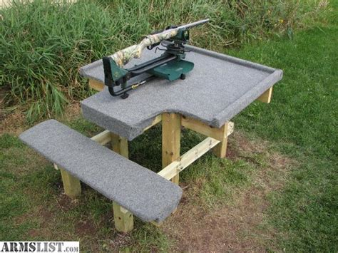 bench rifles armslist want to buy wtb magnum rifle shooting bench rst