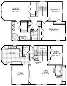 Modular Homes 4 Bedroom Floor Plans by 4 Bedroom Modular Home Floor Plans Viewing Gallery