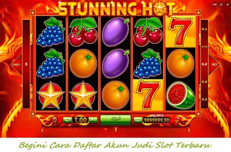 daftar akun judi slot terbaru judi casino  uang asli