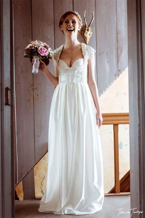 Brautkleider Dirndl by Kleid Der Woche Tian Tastique Evet Ich Will Der