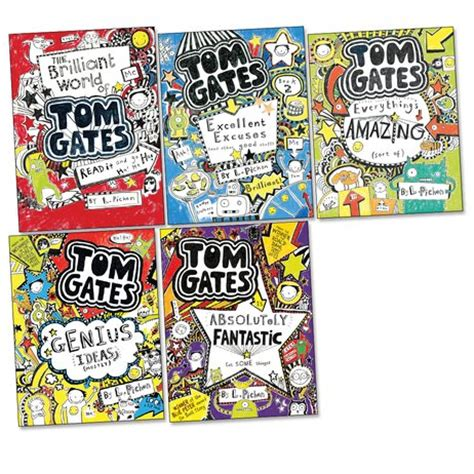 140714880x tom gates top of tom gates pack scholastic kids club