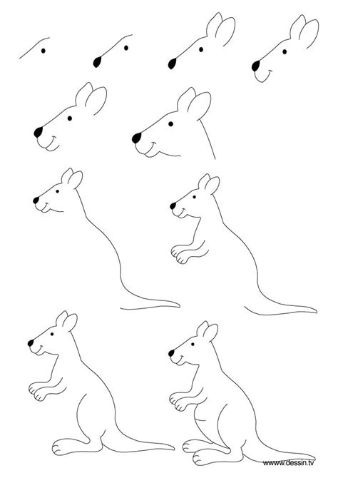 Drawing A by Pin By Ole Me On Second Animal Reference