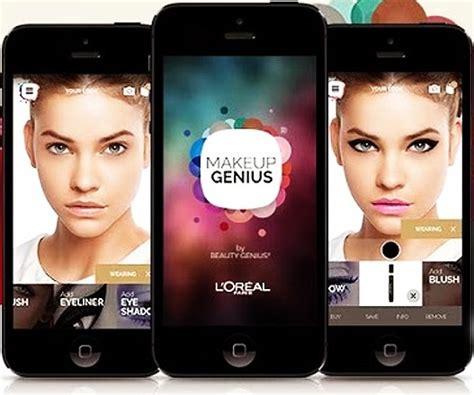 l oreal makeup genius application mugeek vidalondon