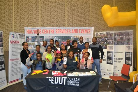Durban Detox Centre That Use Aid by Dut Hiv Aids Centre Makes Impact At The Heaids Conference