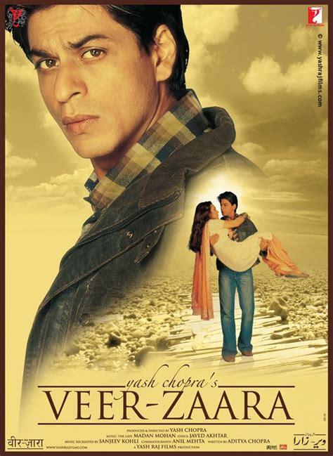 film india veer shahrukh khan and preity zinta veer zaara 2004 i