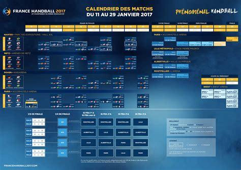 Coupe De Calendrier Calendrier Handball 2017
