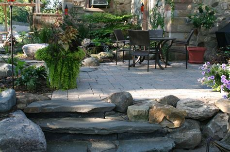Backyard Sanctuary by Backyard Sanctuary Gear Landscape Design Middleton Wi