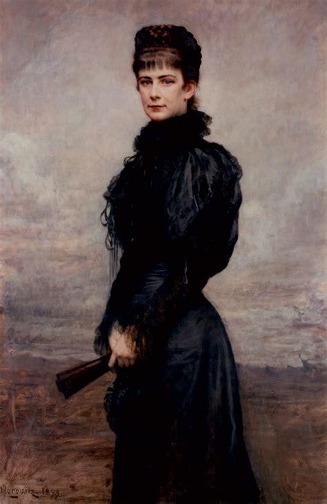 austrian hair gallery the mad monarchist consort profile empress elisabeth of