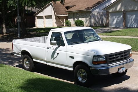 1995 F250 Specs by 327mustang 1995 Ford F250 Regular Cab Specs Photos