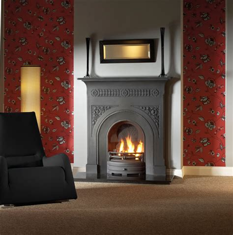 Regency Fireplaces Leamington by Cast Iron Fireplaces