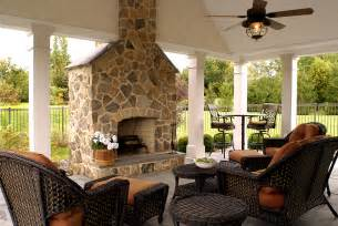 Outdoor Living Spaces by Ideas For Outdoor Living Spaces Interior Design Ideas