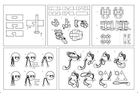 Puzzle 3d Great Minds Set Of 5 5 classic wooden puzzles professor puzzle