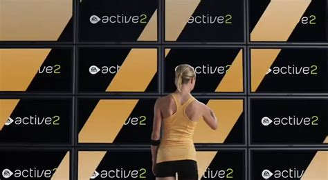 Ea Fitness 2 by Ea Sports Active 2 Delivers More Options For Home Fitness