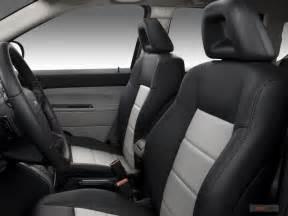 Jeep Compass Seating Capacity 2007 Jeep Compass Interior U S News World Report