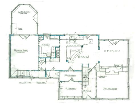 room addition floor plans floor plans for family room additions
