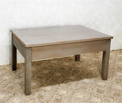 low coffee table hi low coffee table de vries woodcrafters