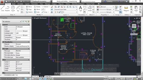 online tutorial of autocad autocad course autocad training 0616 chapter project