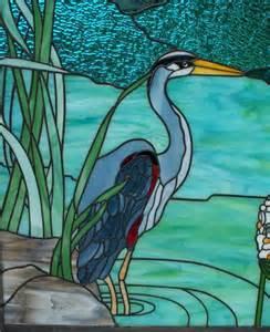 The heron window
