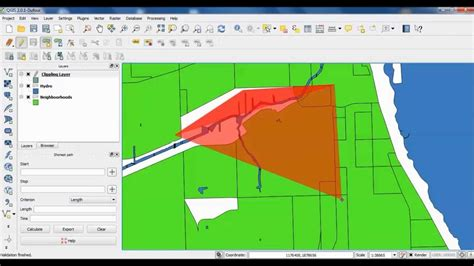 qgis software tutorial qgis tutorial 1 doovi