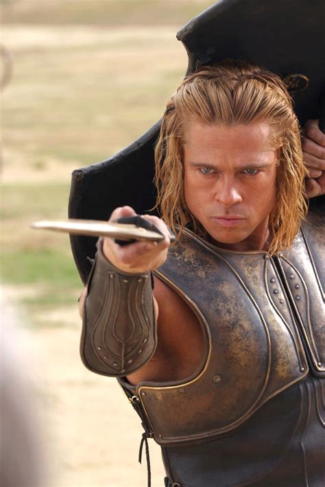 brad pitt achilles brad pitt in troy part 2 train body and mind