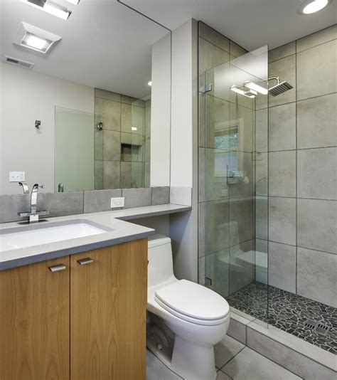 houzz contemporary bathrooms contemporary guest bath contemporary bathroom