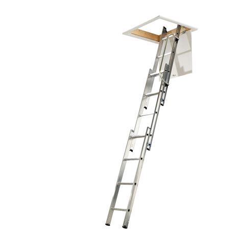 section ladders valentine ladders towers 76003 loft ladder 3 section