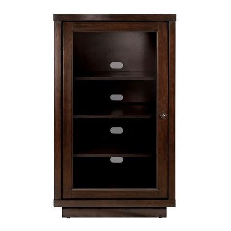 Audio Component Cabinet by Bell O 24 In Audio Component Cabinet