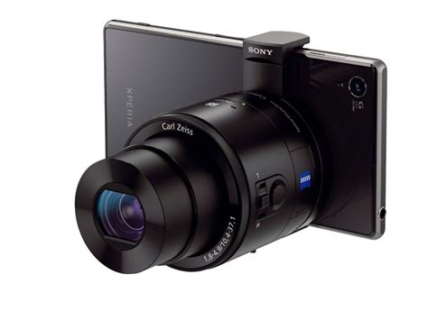 new mobile sony new sony qx series lens style cameras redefine the