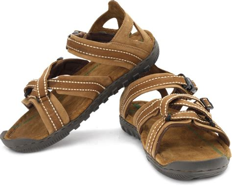 woodland leather sandals woodland leather sandals buy camel color woodland