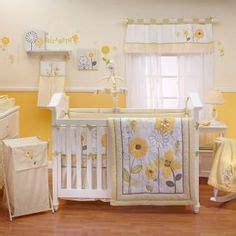 Girl Nursery On Pinterest Baby Bedding Cribs And Sunflowers Sunflower Crib Bedding