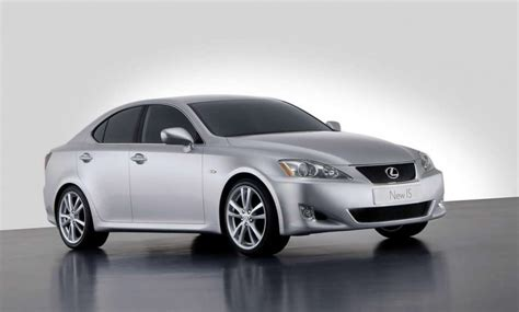 lexus sedan 2005 lexus is sedan 2005 2009 reviews technical data prices