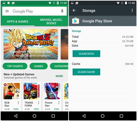 android play store play store showing blank white screen here s how to fix it the android soul