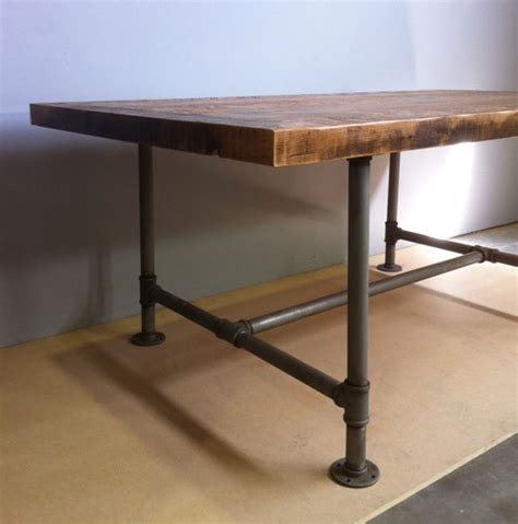 Pipe Frame Desk by Pipe Frame Tables And Desks By Wesley Www