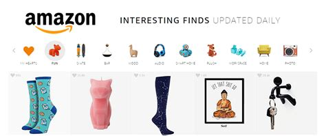 interesting finds amazon la diferente y divertida secci 243 n de amazon interesting
