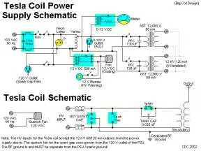 tesla coil design and plans schematics tesla get free image about wiring diagram