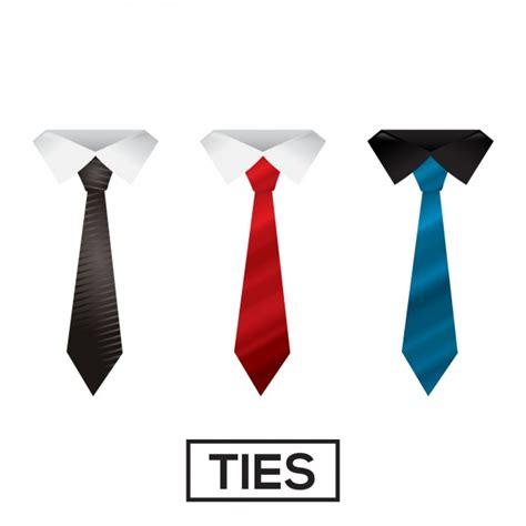 nudos de corbata pdf colecci 243 n de corbatas de colores descargar vectores gratis