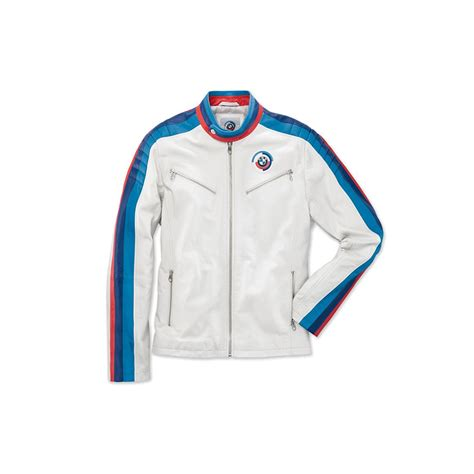 Bmw Leather Jacket by Shopbmwusa Bmw Motorsport Heritage Leather Jacket Unisex