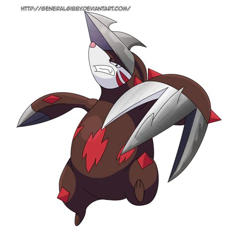 steel type my favorite steel type 2014 excadrill by generalgibby on