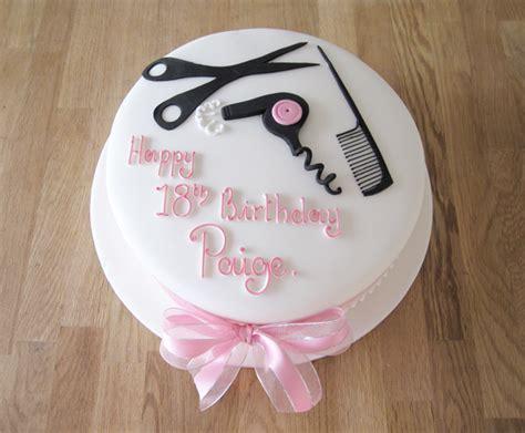 hairdresser cake ideas celebration cakes the cakery leamington spa