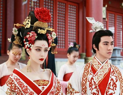 film chinese emperor wu zetian whips her hair around a glimpse at tang