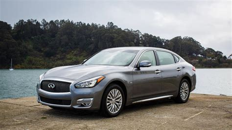2015 infiniti q70 review roadshow