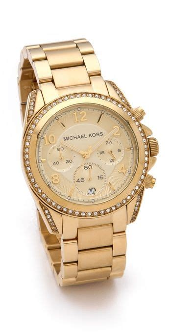 Authentic Mk Blair Code Mk 5859 michaelkors gold blair http rstyle me n bzvawr9te gold bags watches
