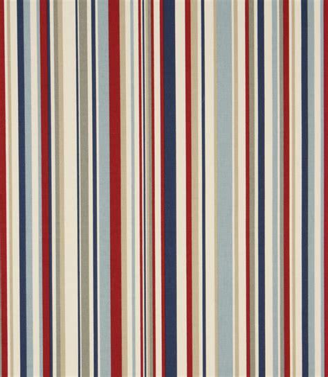 funky stripe fabric blue just fabrics
