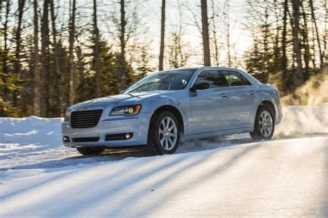 Rear Wheel Drive Snow by 2013 Dodge Charger Awd And Chrysler 300 Awd Drive