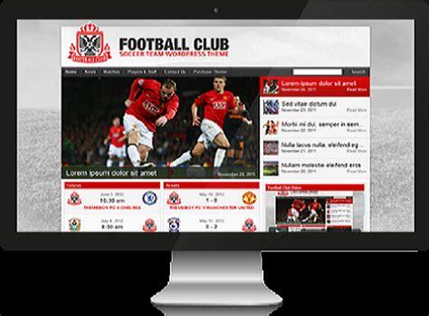 wordpress themes free sports team premium and free sport wordpress themes wp crash