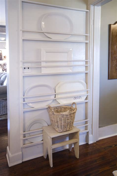 Wall Plate Rack by Recipe Wall To Husband Farms And Serving Dishes